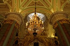 Free The Gilded Church Royalty Free Stock Photos - 5971318