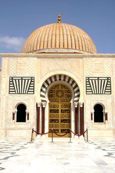 Free Habib Bourgiba S Mausoleum Stock Image - 5971411