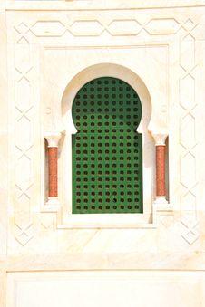 Free Tunisian Window Stock Photo - 5971890
