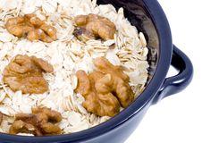 Free Bowl Of Oatmeal Stock Photo - 5972020