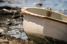 Free Old Boat Royalty Free Stock Images - 5972049