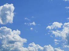 Free Sky Royalty Free Stock Image - 5972376