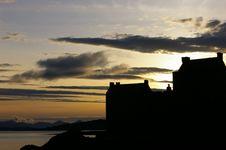 Free Scottish Castle Stock Photography - 5972812