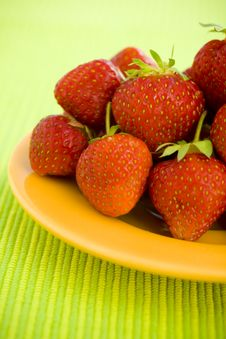 Free Pile Of Strawberries Royalty Free Stock Image - 5973116