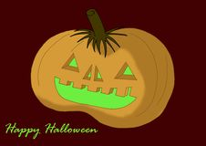Free Pumpkin Of Halloween Royalty Free Stock Images - 5973869