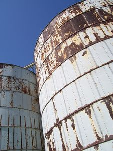 Free Grainery Stock Photography - 5974172