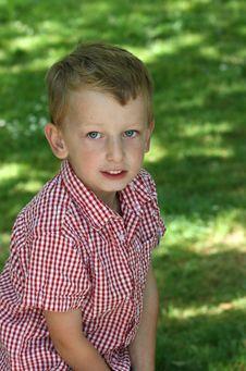 Free Cute Boy Royalty Free Stock Photo - 5974325