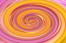 Free Orange And Purple Colored Whirl Stock Photo - 5974820