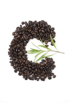 Free Coffee Beans Royalty Free Stock Images - 5975279