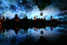 Free China-Guilin-Underground Fairyland Royalty Free Stock Images - 5975379