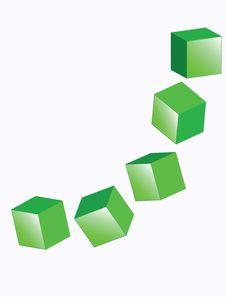 Free Cube Royalty Free Stock Image - 5976616