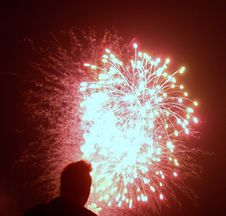 Free Fireworks Stock Image - 5976751