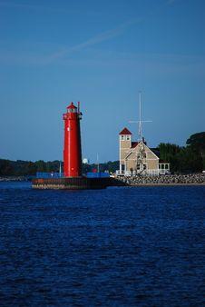 Free Lighthouse Royalty Free Stock Photos - 5976798