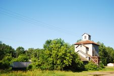 Free Odd Barn Stock Images - 5976914