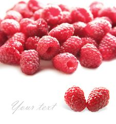 Free Raspberries Royalty Free Stock Photo - 5977865