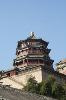 Free Foxiangge In Summer Palace Stock Photos - 5977943
