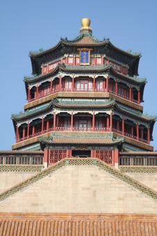 Free Foxiangge Of Summer Palace Stock Photography - 5977952