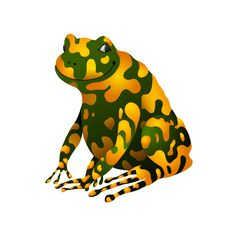 Free Merry Frog Stock Image - 5978361