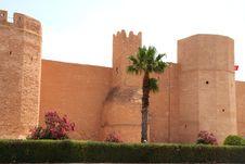 Free Ribat - Arabic Fortification Stock Image - 5978401