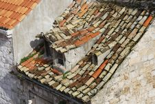Free Roofs Of Old Dubrovnik Stock Images - 5979334