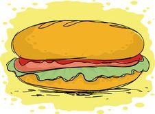 Free Hot Dog Stock Photo - 5979600