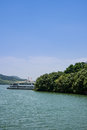 Free Tianmu Lake Scenery Stock Image - 59746051