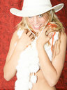 Free Cowboy Girl Stock Images - 5983314