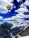 Free Snow Mountains In Switzerland Royalty Free Stock Image - 5985336