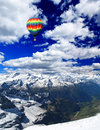 Free Snow Mountains In Switzerland Stock Photography - 5985412
