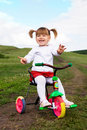 Free Happy Little Girl Stock Images - 5987204