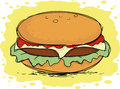 Free Cheeseburger Stock Photo - 5987940