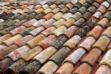 Free Tile Roof Stock Images - 5980044