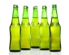 Free Beer In A Bottle Stock Image - 5980101