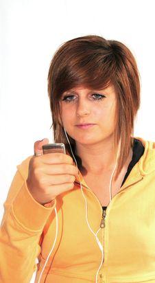 Free Pretty Teenager Stock Image - 5980561