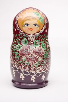 Free Russian Nesting Dolls Royalty Free Stock Images - 5980729