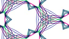 Free Wavy Line Pattern Background 2 Stock Photo - 5981840