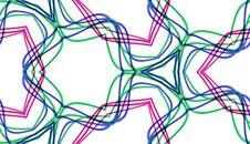 Free Wavy Line Pattern Background 3 Stock Photos - 5981853