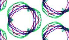 Free Wavy Line Pattern Background 4 Stock Image - 5981861