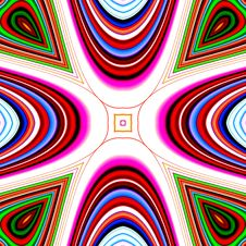 Colour Pattern Tile Background 2