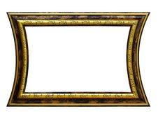 Funny Frame. Stock Image