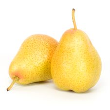 Free Two Pears Stock Photos - 5982523