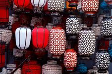 Free Lantern Royalty Free Stock Photo - 5984265