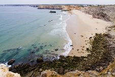 Free Virgin Breach In The Algarve Stock Photography - 5984592
