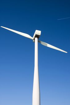 Free Two Bladed Windmill Stock Photos - 5984873
