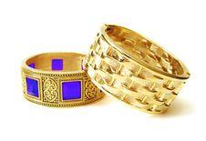 Free Golden Bracelets Stock Image - 5984881