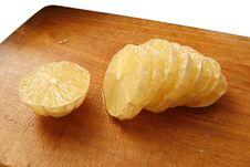 Free Sliced Lemon Stock Images - 5985794
