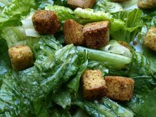 Free Crouton Salad Stock Images - 5985854