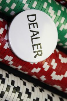 Dealer Chip Stock Photos