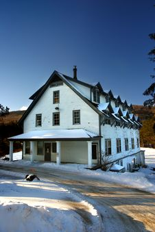 Free Bretton Woods, New Hampshire Royalty Free Stock Images - 5985909