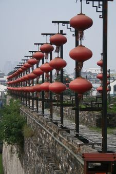 Free Zhonghua   Gate  Of  Nanking Royalty Free Stock Photos - 5986308